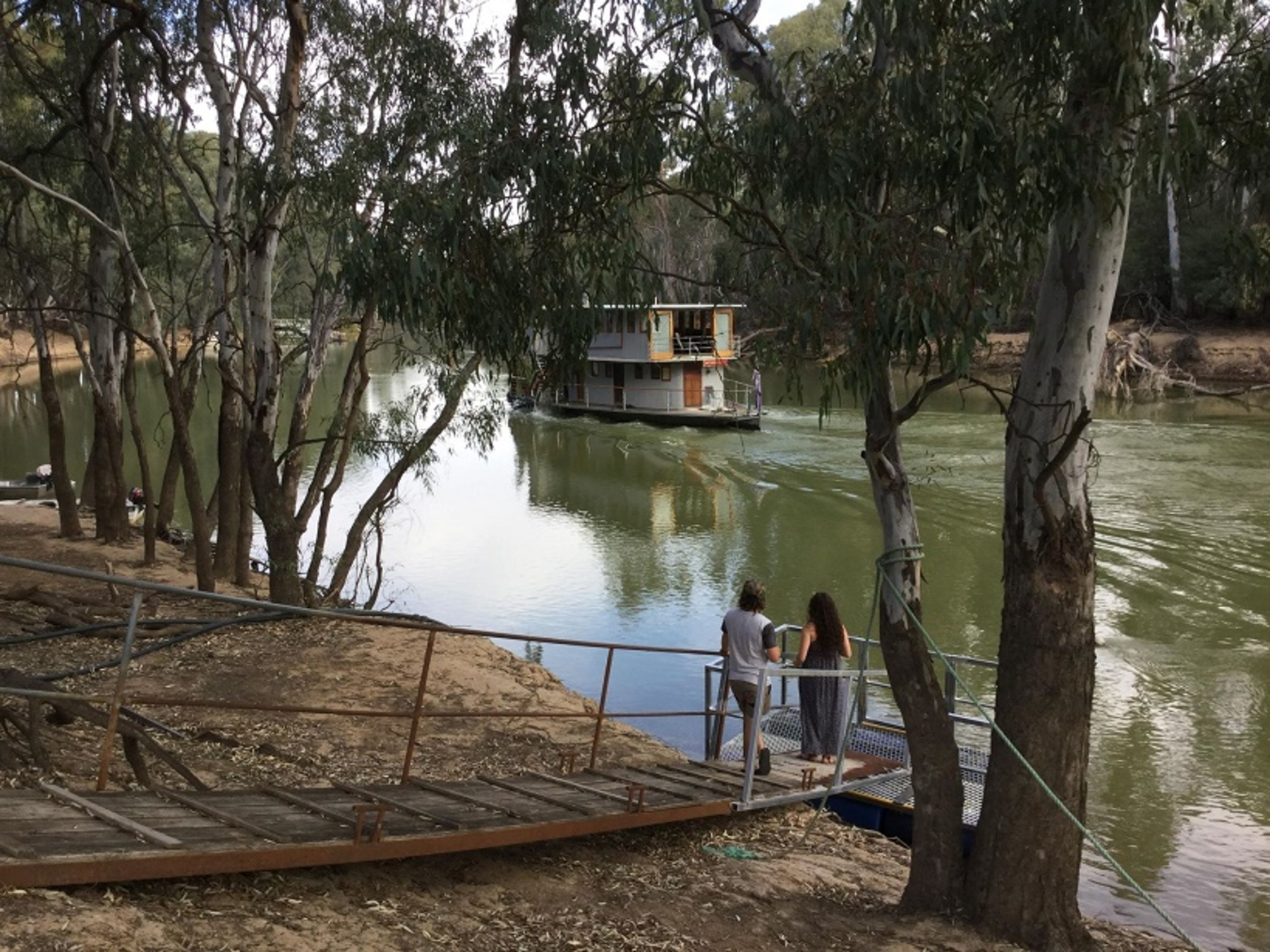 Barham Lakes Caravan Park - Barham - NSW | Pet Friendly