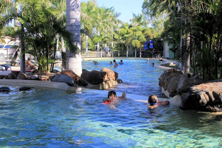 Big4 Aussie Outback Oasis Holiday Park - Charters Towers