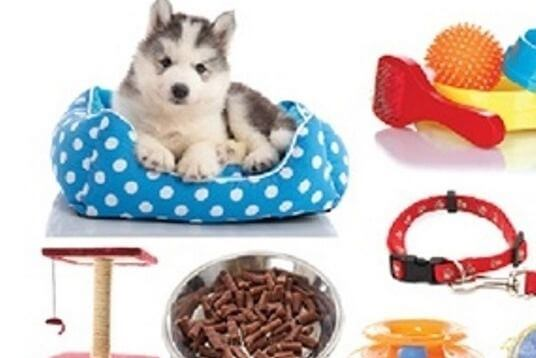 Pet Products + Supplies - Pet Friendly